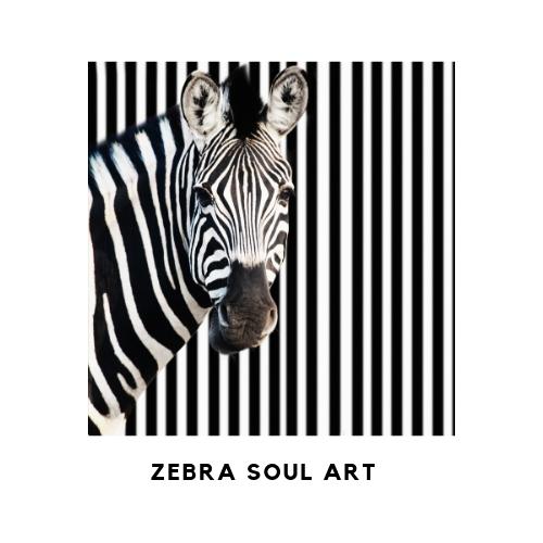 Zebra Soul art