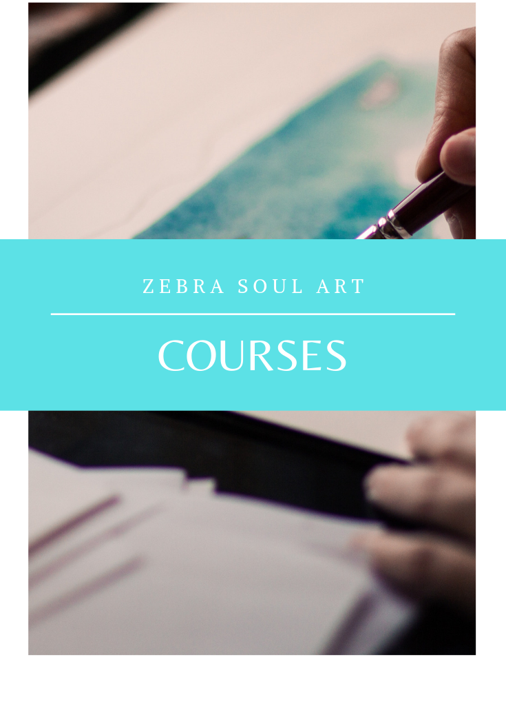 Zebra Soul Art Therapy and Creative Coaching- Creative Courses