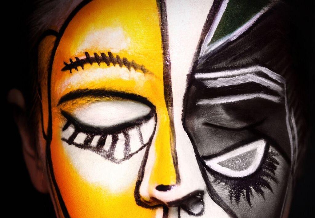 art therapy expressive art zebra soul