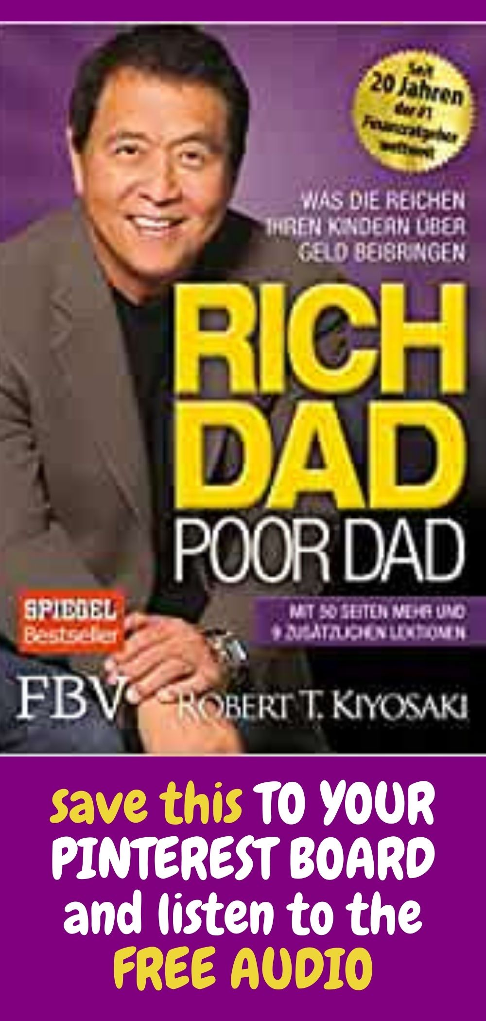 free audio books rich dad poor dad by robert kiyosaki