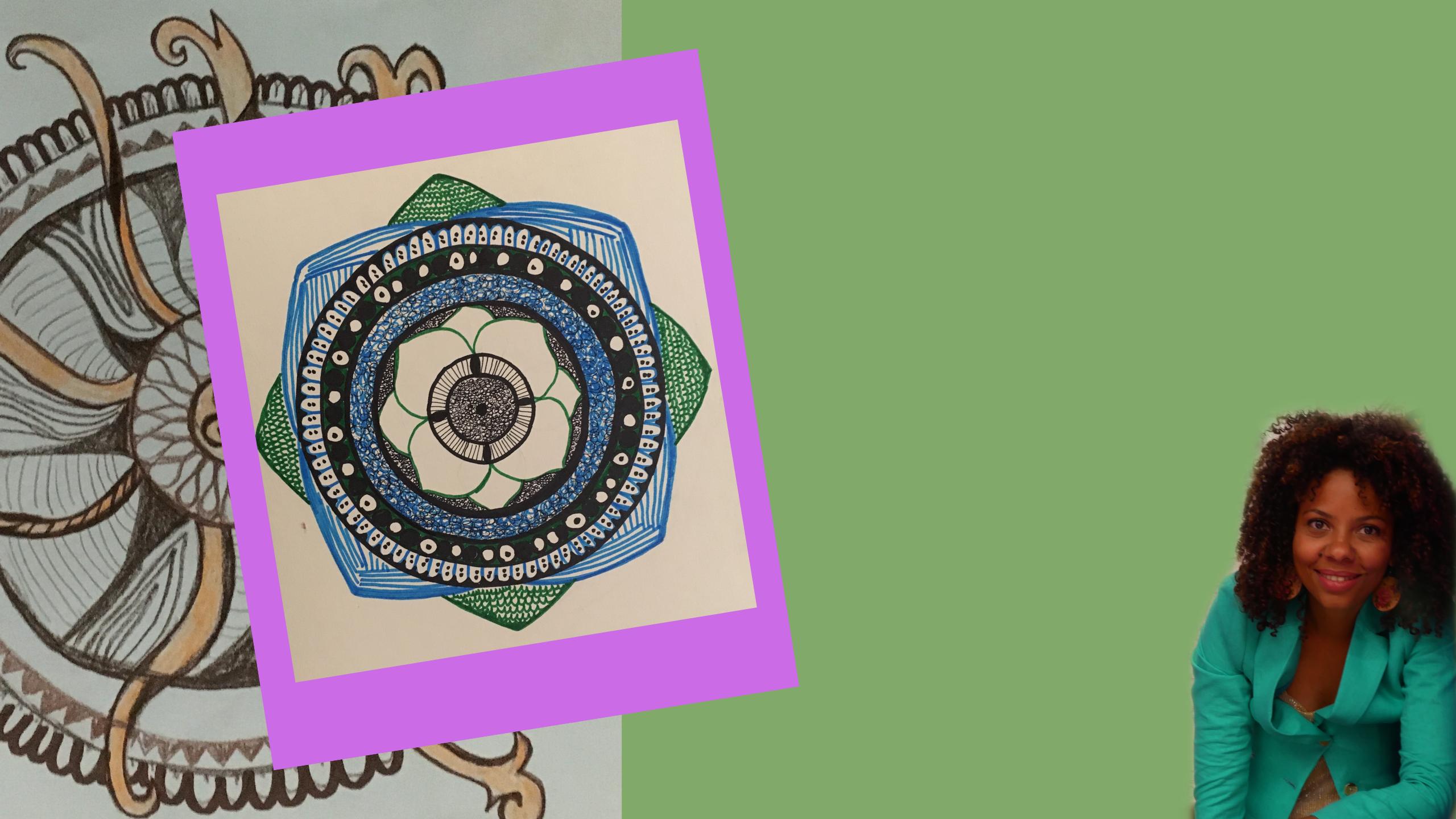 Mindfulness based Art Course: The Mindfulness Mandala Drawing Course