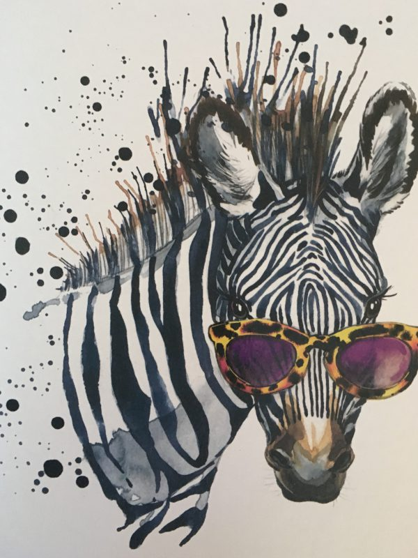 Be Cool / Be a Zebra: My Zebra Soul Art Website is about Art Therapy and Creative Coaching. Learn how to use art as a therapeutic tool for your personal wellbeing.